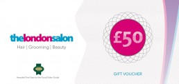 The London Salon (Soho) Voucher